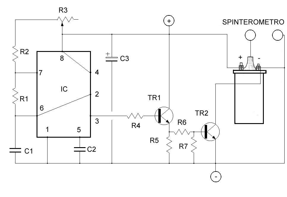 Schema Elettrico Bobina Di Accensione : Schema elettrico bobina accensione fare di una mosca